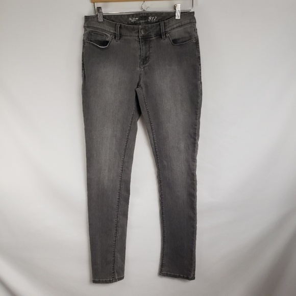 The Limited Denim - The Limited Denim Gray 917 Skinny Jeans